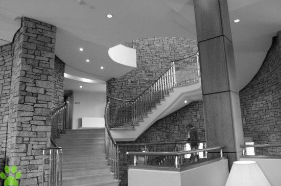 Druids Glen Golf Resort : Hotel Lobby