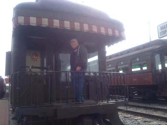 Strasburg Rail Road: Choo choo!