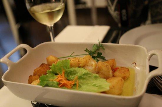 Essencia Lusa Restaurante Tradicional: BACALHAU