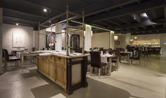 Can Costa: Restaurante