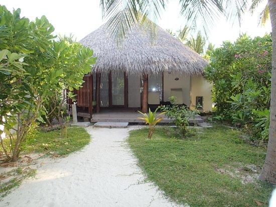 Kuramathi Island Resort : villa V5