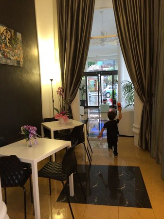 Artemisia Palace Hotel : lobby