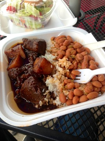 Sofrito Mama's : Great Carne Guisada (Beef Stew)