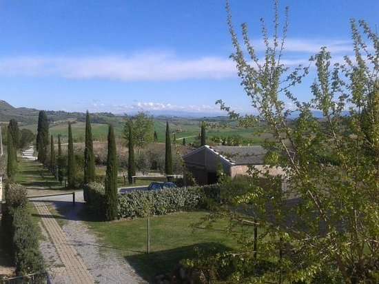 Agriturismo Pietra del Diavolo : The view from our room