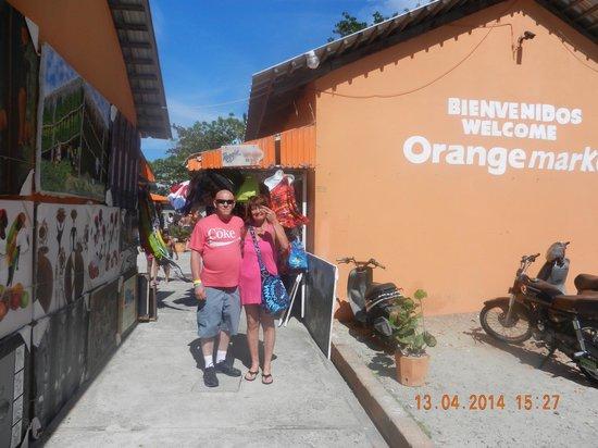 Be Live Collection Marien: orange market shop here