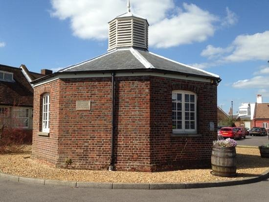 The Pump House: Interesting Building