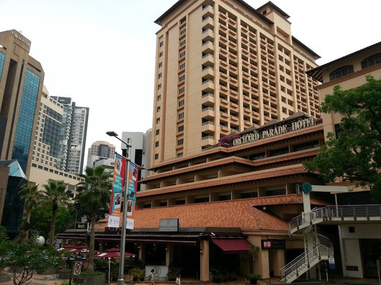 Orchard Parade Hotel by Far East Hospitality : hotel