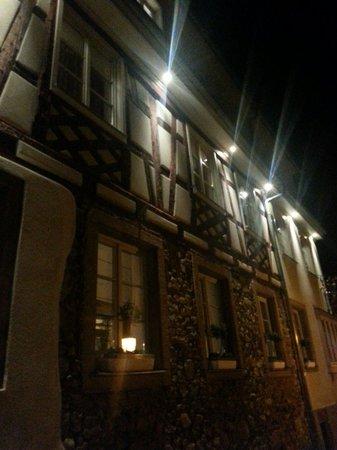 Die Reichsstadt GmbH : Fachada del hotel