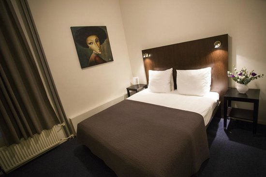 Quentin Amsterdam Hotel: Double Room