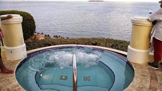 Las Casitas Village, A Waldorf Astoria Resort : hot tub