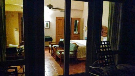 Las Casitas Village, A Waldorf Astoria Resort : view from patio
