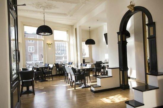 Quentin Amsterdam Hotel : Lobby
