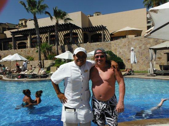 Pueblo Bonito Sunset Beach Golf & Spa Resort: Daniel Franco