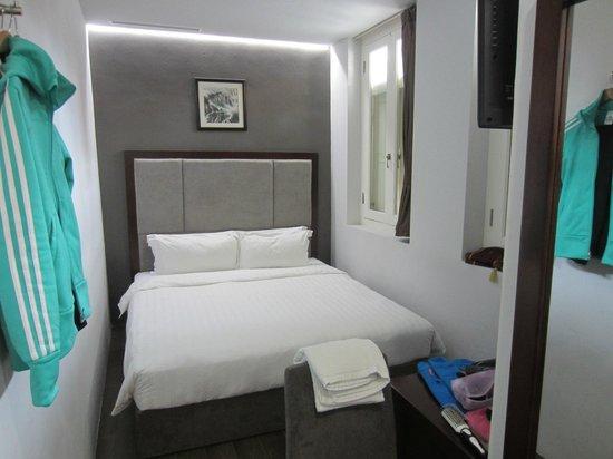 Bliss Hotel Singapore: Family room