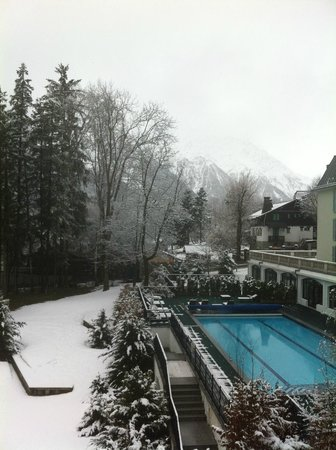 Club Med Chamonix Mont-Blanc: View from room