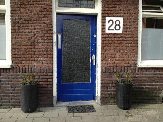 Hello B&B: Voordeur