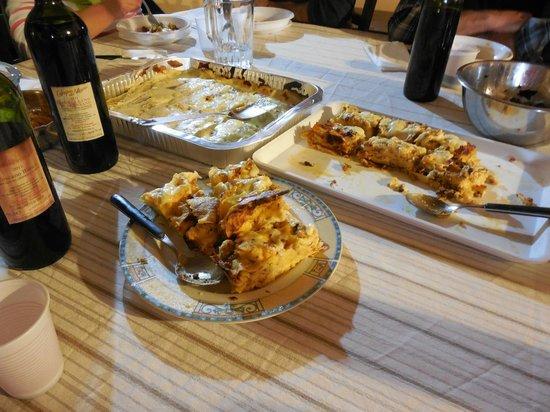 Salaiolo 176 Azienda Agricola: La ricca cena!