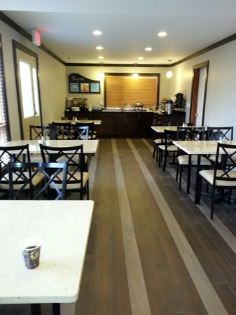Days Inn Vernon: Aplace to have Daybreak Breakfast