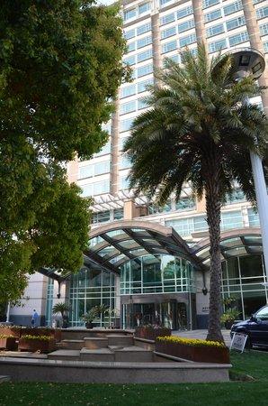 Radisson Blu Plaza Xingguo Hotel Shanghai: Front