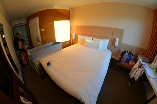 Ibis London Excel Docklands: Chambre