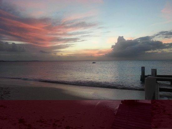 Club Med Turkoise, Turks & Caicos : La plage.
