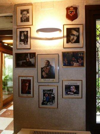 Hotel La Fenice Et Des Artistes: Bar