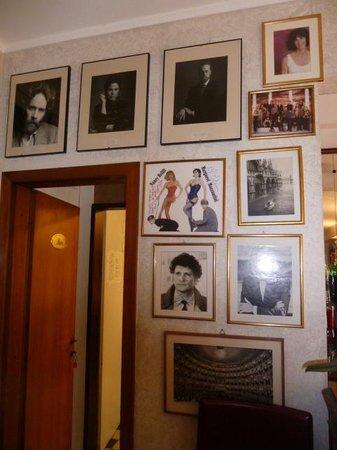 Hotel La Fenice Et Des Artistes : Bar