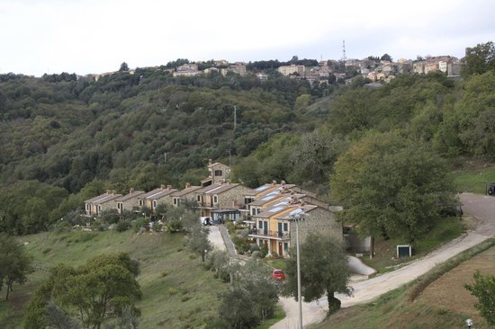 "Agriturismo Il Cornacchino: ""our little village"""
