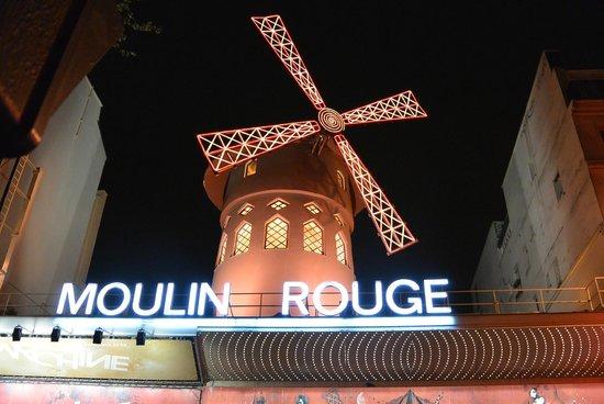 Moulin Rouge: April 2014