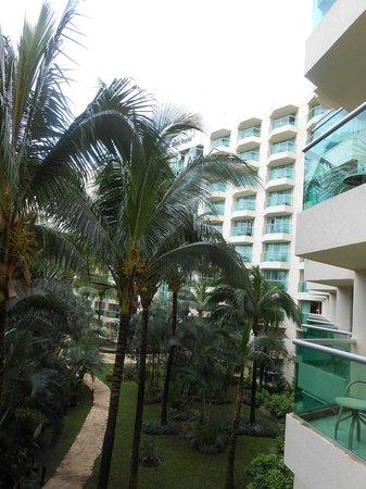 Grand Park Royal Cozumel: vue de la chambre