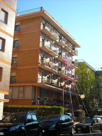 Hotel Abarth: hotel