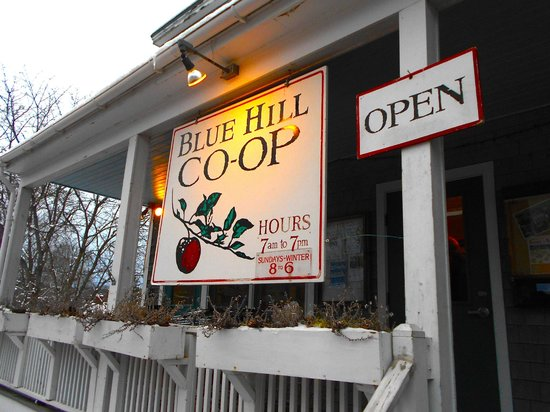 Blue Hill Co-op Cafe: Welcome