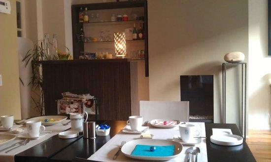 Bed and Breakfast saBBajon: Ontbijt