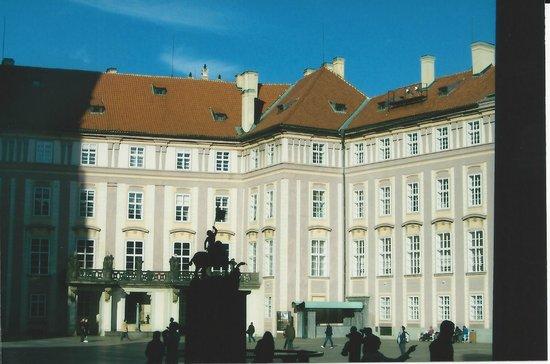 Château de Prague : Great Architecture