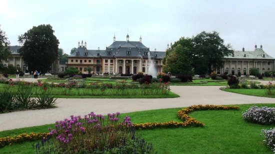 Pillnitz Castle & Park : Schloss Pillnitz