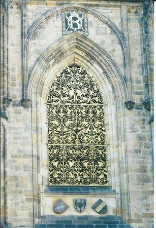 Château de Prague : Interesting Window