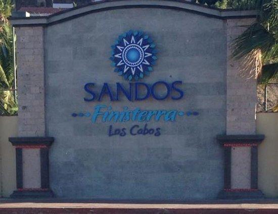 Sandos Finisterra Los Cabos: Entrance