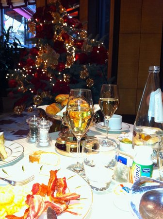 Hotel Principe Di Savoia : Perfect Breakfast