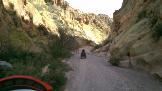 Arizona ATV Adventures : Box Canyon, Arizona