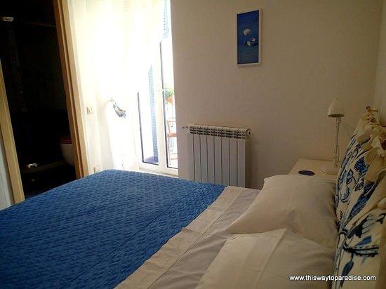 B&B SoleMare: Bedroom