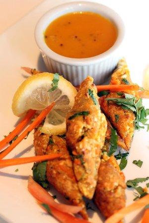Rasoi Restaurant: Vegetable Kebab