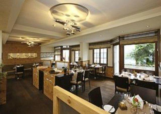 Hotel Gerbi: Bistro-Restaurant Gerberei