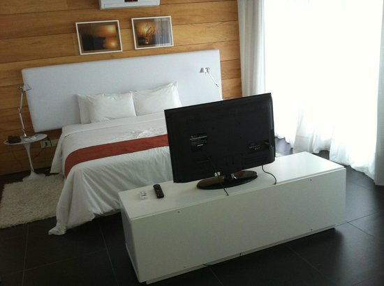 Costa Colonia Riverside Boutique Hotel: Quarto