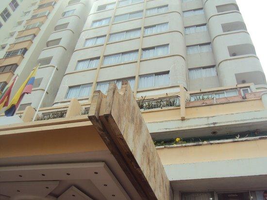 Hotel Dorado Plaza: torre
