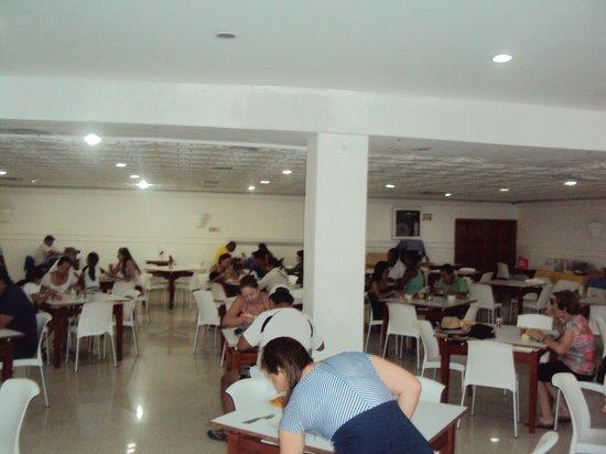 Hotel Dorado Plaza: comedor