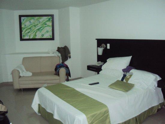 Hotel Dorado Plaza: habitacion