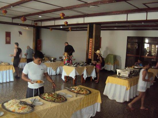 Hotel Dorado Plaza: bufet