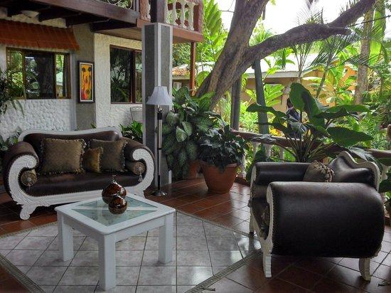 Hotel Villabosque: Community Area