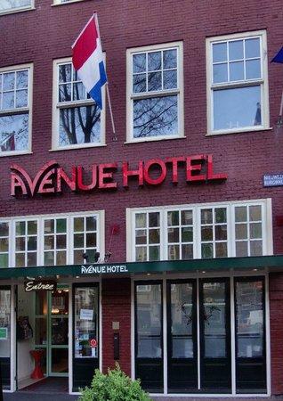 Avenue Hotel: The Hotel