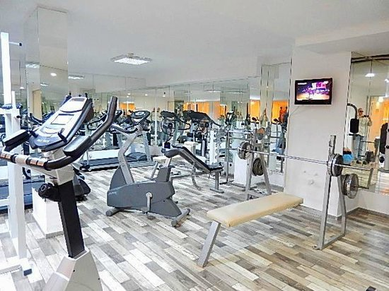 Labranda Ephesus Princess: Salle fitness
